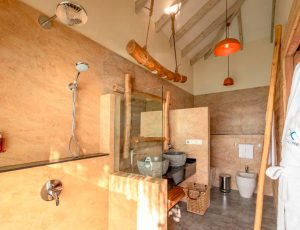 You & Me Dolphin Villa Bathroom with Somos Lifestyle Management